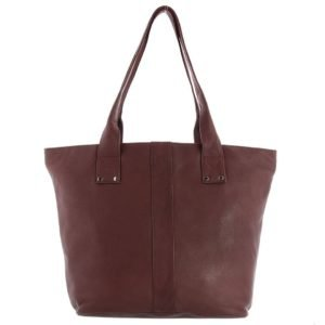 Britney Leather Tote