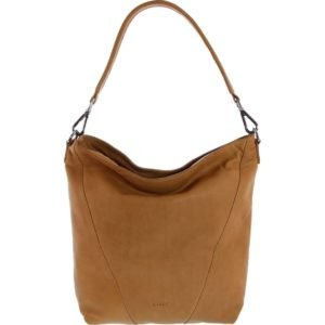 Carolyn Leather Tote