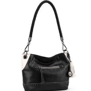 Indio demi Leather Ziptop Bag