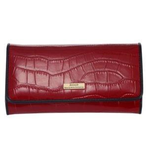 Pandora Large Wallet_red