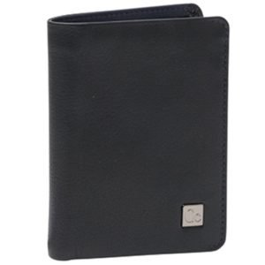 Leather Trifold_black
