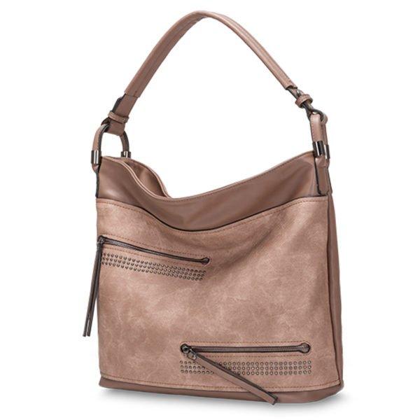 DINORA Shoulder bag Latte 1
