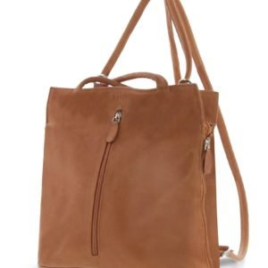 Ellie convertible backpack-tan