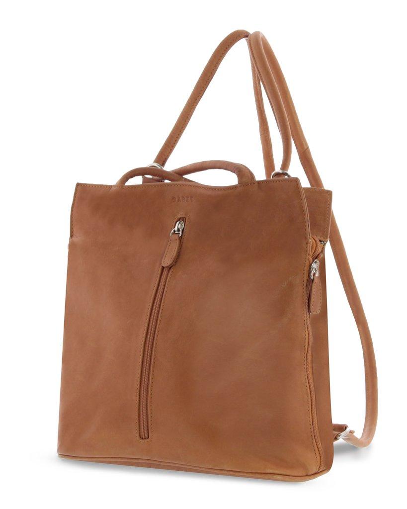 03cc41783e46 Ellie Leather 2-1 Convertible Shoulder Bag   Backpack