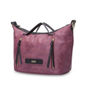 Nelo Handbag Berry 1