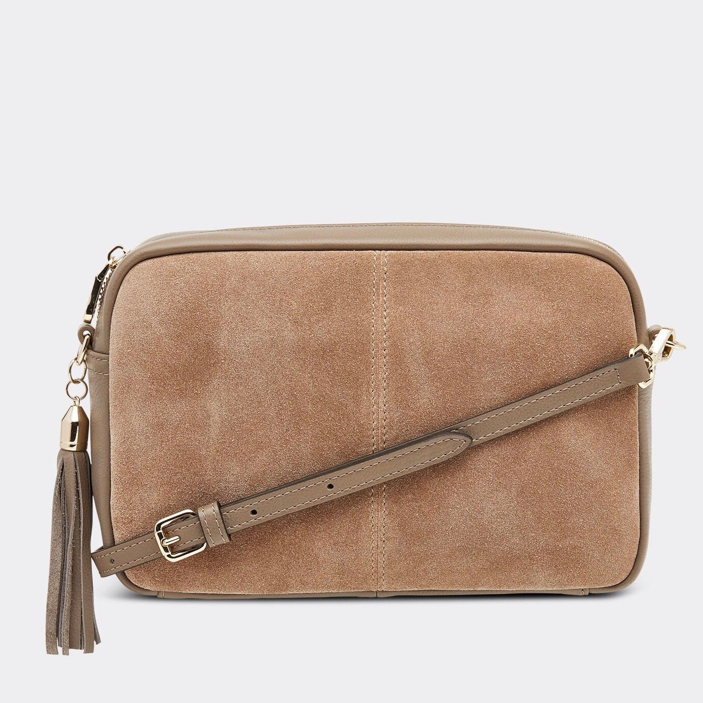 f7b9e141c3c Holly Suede Crossbody Bag | Leather | The Leather Crew | Australia ...