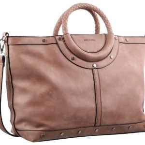 Blush Ladies Tote Handbag