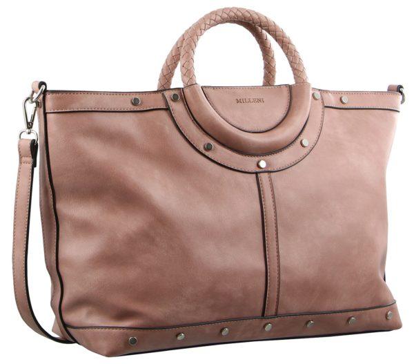 Blush Ladies Tote Handbag