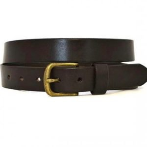 Toben_mens_Belt_Choc