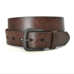 Raget Leather Belt