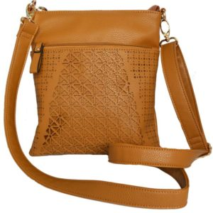 Zoe Shoulder bag_tan