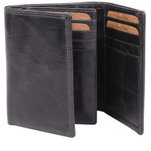 Men's Tri-Fold Wallet_open