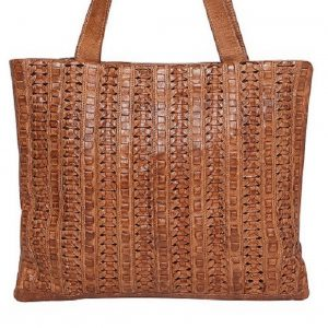 Urban ladies Leather Tote_5888