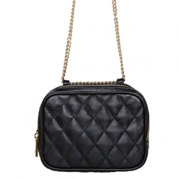 Hudson two-way chain bag-quilted