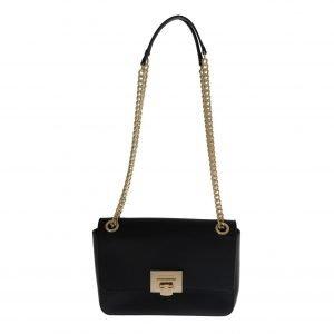 Michael Kors Tina Leather Crossbody Bag1
