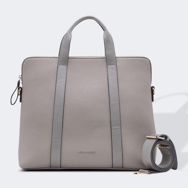 Rhodes laptop Bag _ Greystrap
