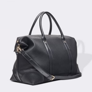 Alexis travel bag_blk
