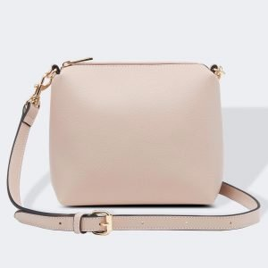 Prague Crossbody Bag_Nude