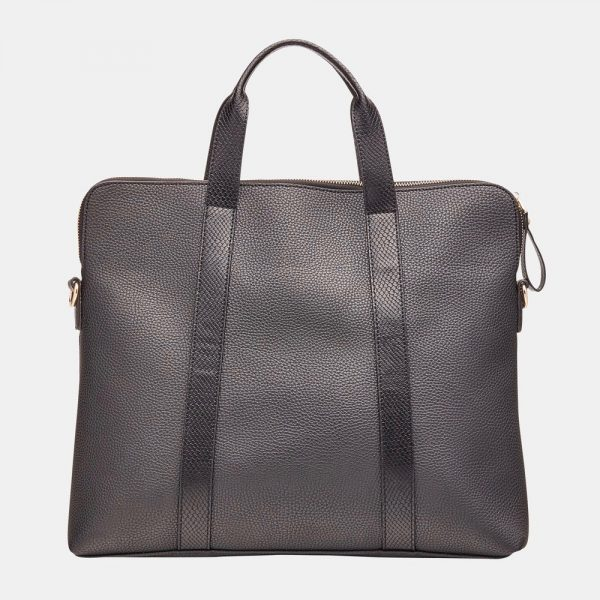 Rhodes laptop Bag _ Black
