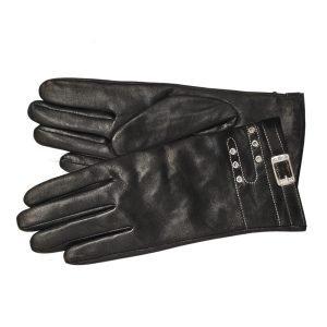 Diamonte-Strap-Glove