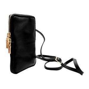 Mobile Phone Bag _ Black